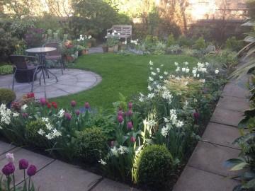 Cycling Gardener's Garden