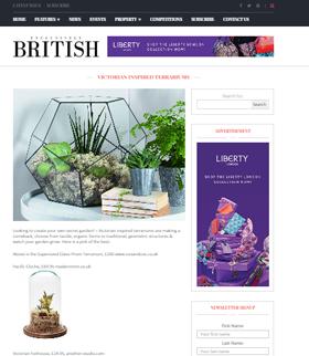 Press Exclusively British