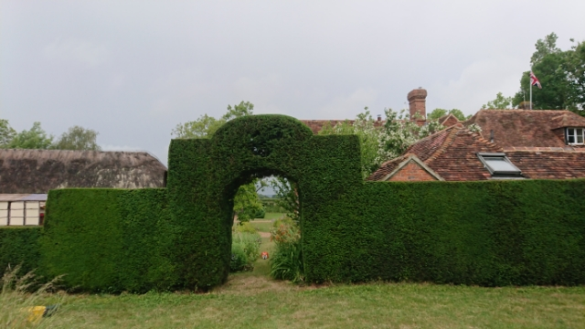 topiary talk